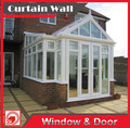 YLJ luxuriant design aluminum glass sunroom