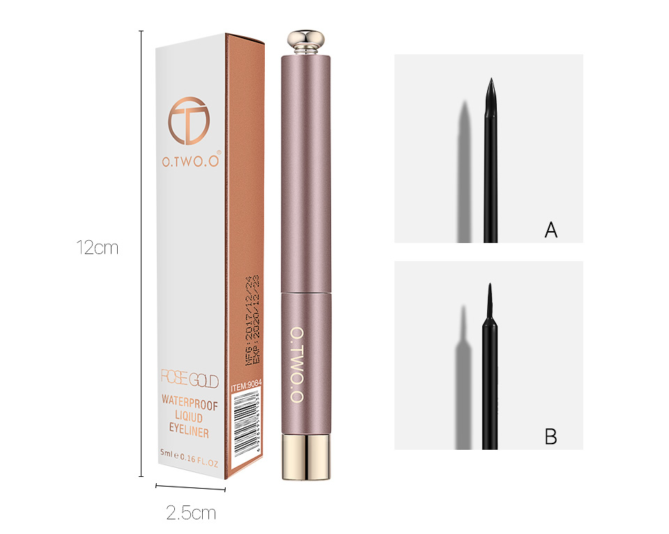 Wholesale cheapest matte liquid eyeliner with FDA Approved