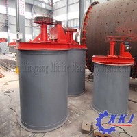 ISO9001:2008 mineral high efficiency agitation leaching tank