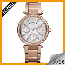 2015 latest new product geneva wrist woman watch