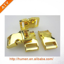 high quality quick side release metal buckle for pet collars