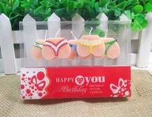 China Custom Made Birthday Candle Gifts/Wholesale Creative Sex Message Candle