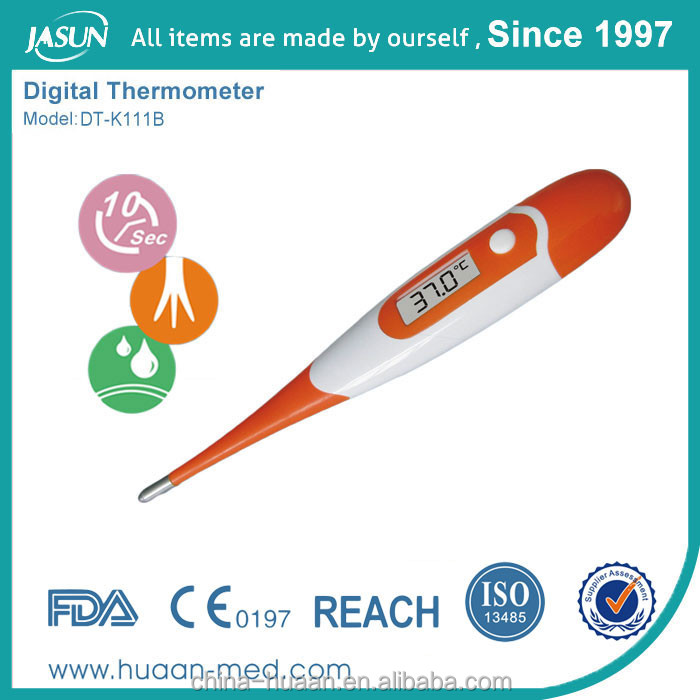 Fast Read Pen Type Digital Thermometer Probe