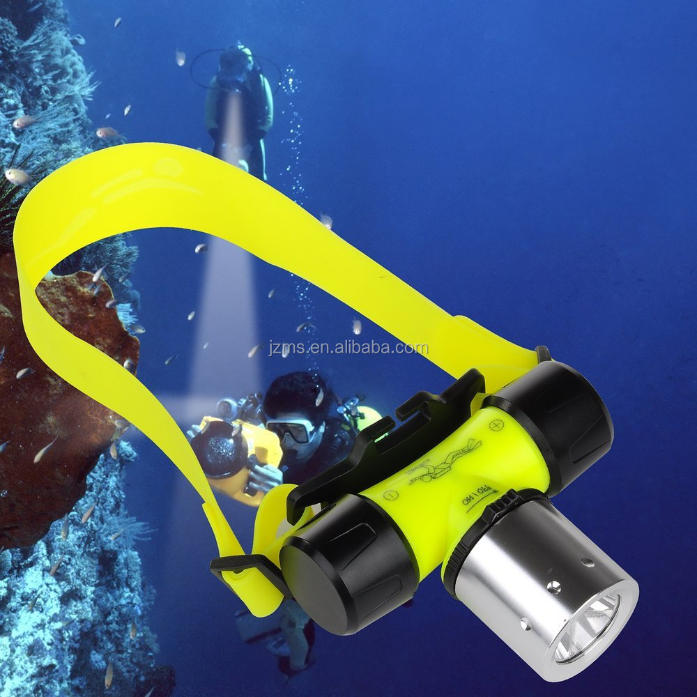 Ultra Bright Underwater Diving LED Head Light