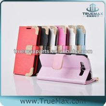 Hot Selling for Samsung Galaxy S3 Wallet Leather Case, Flip Case