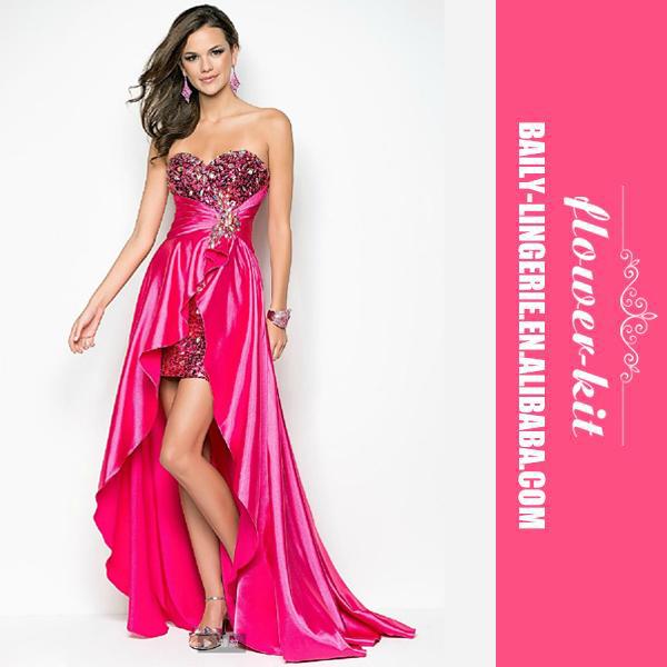 Venta al por mayor novias vestidos fiesta-Compre online los mejores ...