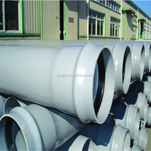 plumbing materials supply pvc sewer pipe specifications