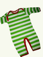 Infants Christmas clothing 100% cotton