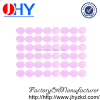 2016 customized 3M self-adhesive hook and loop dots