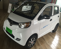 Fashionable small electric car with 3KW AC motor