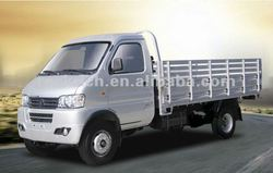 Dongfeng Double fuel Mini Van (Single cab)
