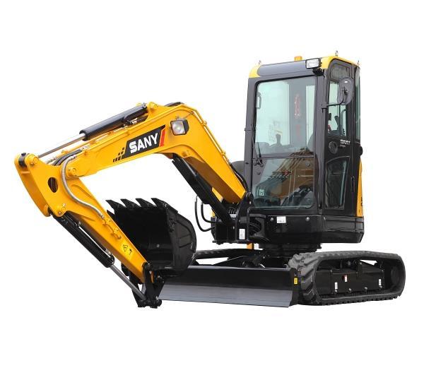 Sany Sy35u New Hydraulic Mini Excavator Of Easy To Control Sany Excavator  For Sale - Buy Sany Excavator,Sany Excavator,Mini Excavator Product on