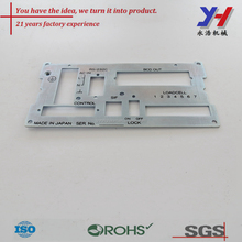 OEM ODM factory custom electric equipment cover / mechanical panel