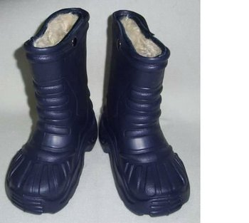 Eva Boots with Fur Lining