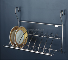 Metal Kitchen Wall Hanging Wire Plate Rack/Kitchen Wire Dish Rack ( 900.143.000 )