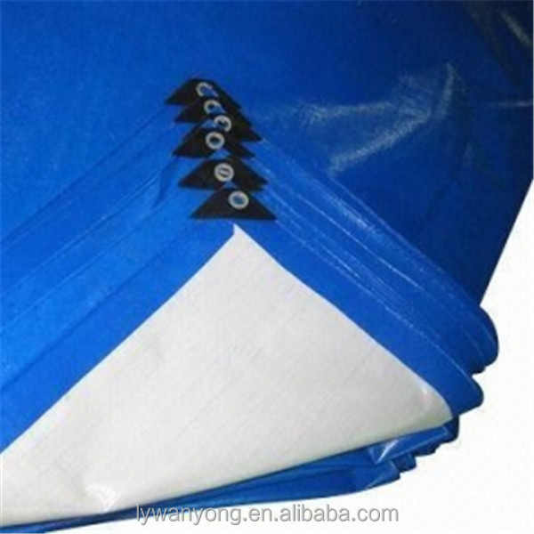 tarpaulin 3x3 with eyelets every meter
