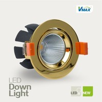 led downlight housing 12w High performance Heat sink Long life