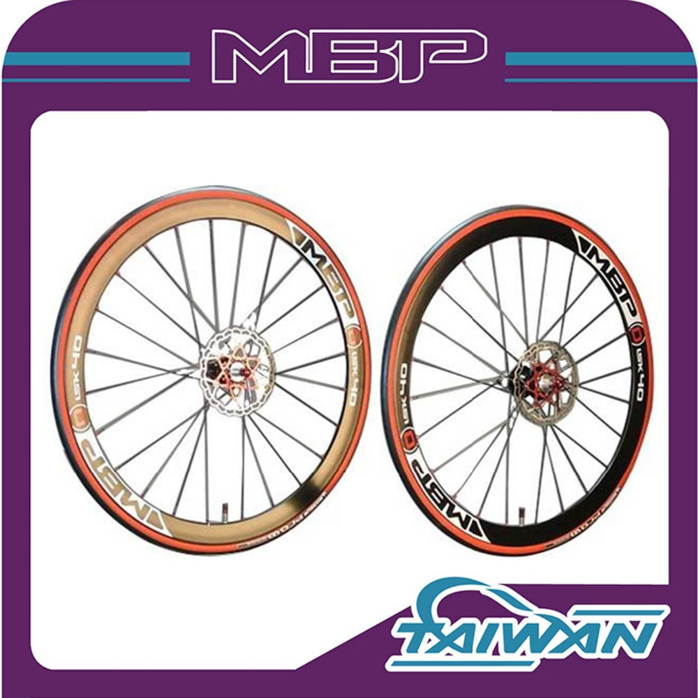 Taiwan Quality Carbon Clincher Wheelset bicycle Carbon wheels