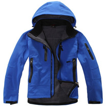 Outdoor Sportswear Climbing Hunting waterproof windproof Softshell Jacket for men
