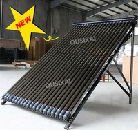 2015 New Solar Product Vacuum Tube Heat Pipe Solar Collector(10 tubes-36 tubes)
