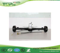 China electric cargo tricycle rear axle for sale