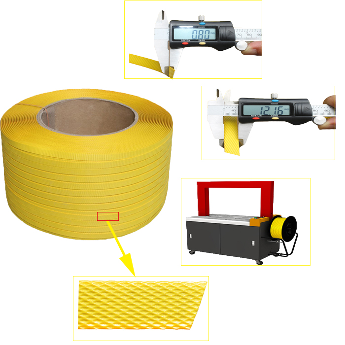 high rate polypropylene pp strapping band