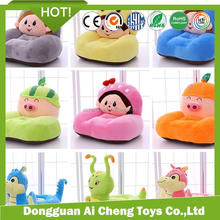 various <strong>animals</strong> and cartoon puppet plush kids toy cushion