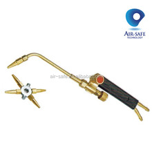 French Type Gas Adjustable Tig Welding Torch AS-WT-03
