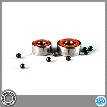 Ceramic ABEC-7 RC brushless motor bearings SR3C-2OS #7 AF2 0.1875x0.5x0.1960 inch
