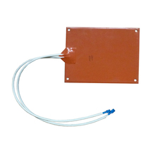 12V Silicone Rubber Heater Flexible