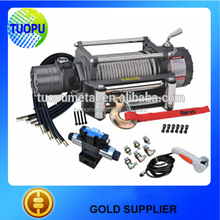 Tuopu supplier 20 ton hydraulic winch truck hydraulic winch used