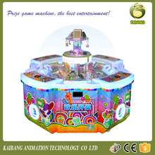 High quality kids playground game center coin game ready
