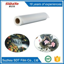 36 x 100 roll laser water transfer printing film for cloth printing