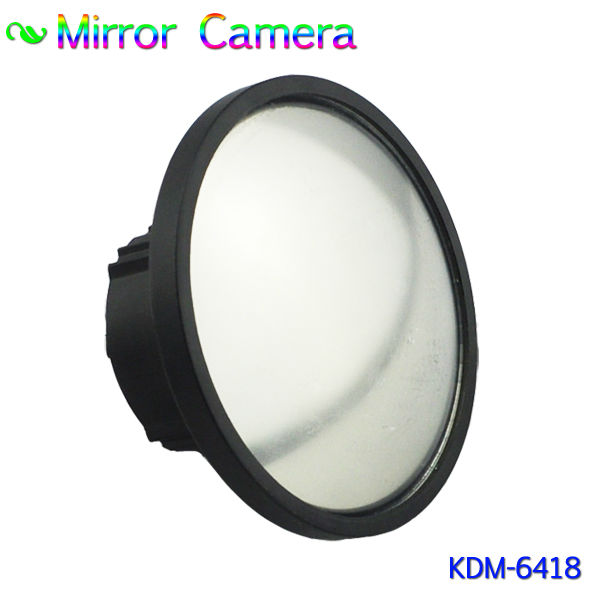 7 Years gold supplier , 90 degree wide angle mirror hidden camera video toilet
