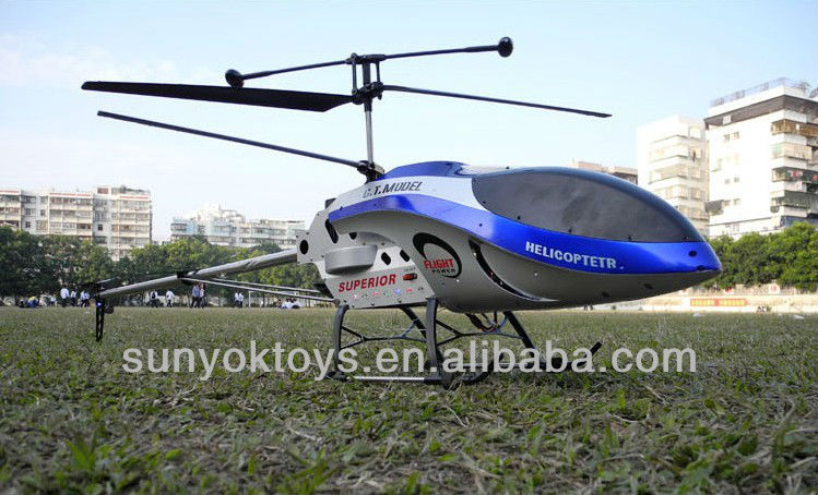 QS8008 3.5CH LARGEST 1.68M WITH GYRO RC Helicopter