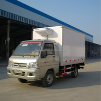 Factory Price Super Mini Libya Refrigerator,small Truck refrigerated van