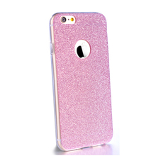 2017 new hot sell bling diamond TPU case for iPhone 7