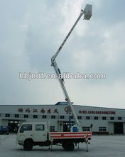 Dongfeng 14m Hydraulic Aerial Bucket Truck