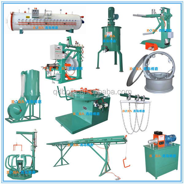 Latest technology used tyre retreading machine/waste tire recycling to fuel oil pyrolysis plant