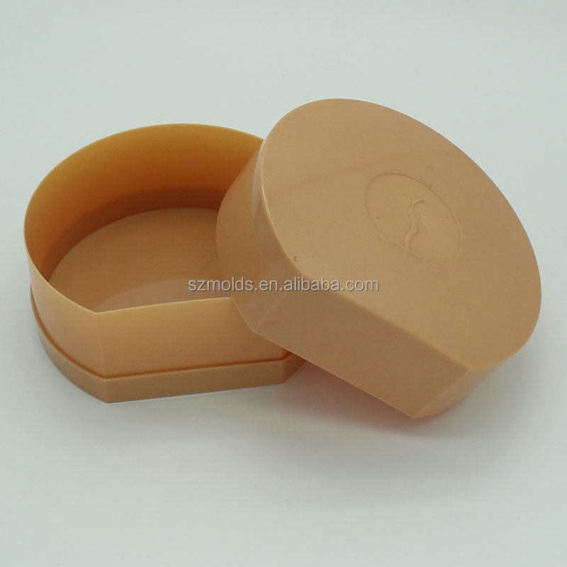 Mold making for ABS gift case and Design according to customer's idea plastic products