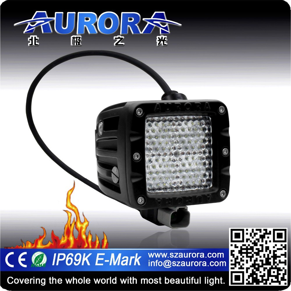Super quality Aurora 2inch work light offroad led light