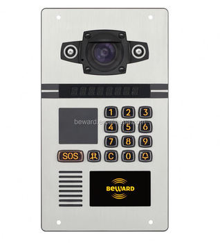 IP Multi Analog to SIP Door Phone System Hybird SIP intercom system