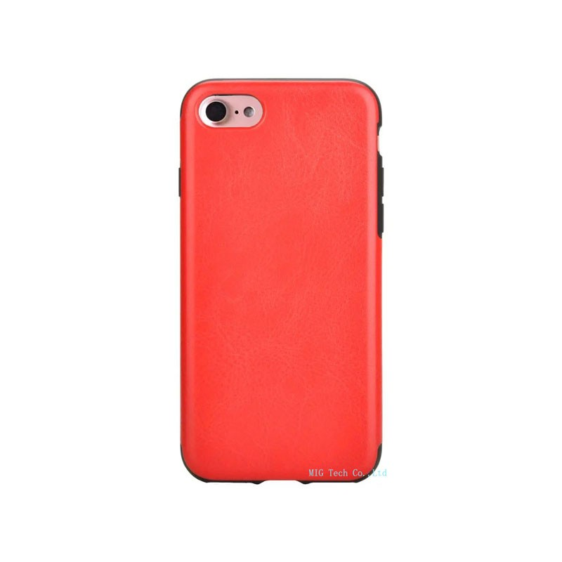 Fast Delivery Fashion Phone Case for iphone 7 and Advertising Leather Case for iPhone