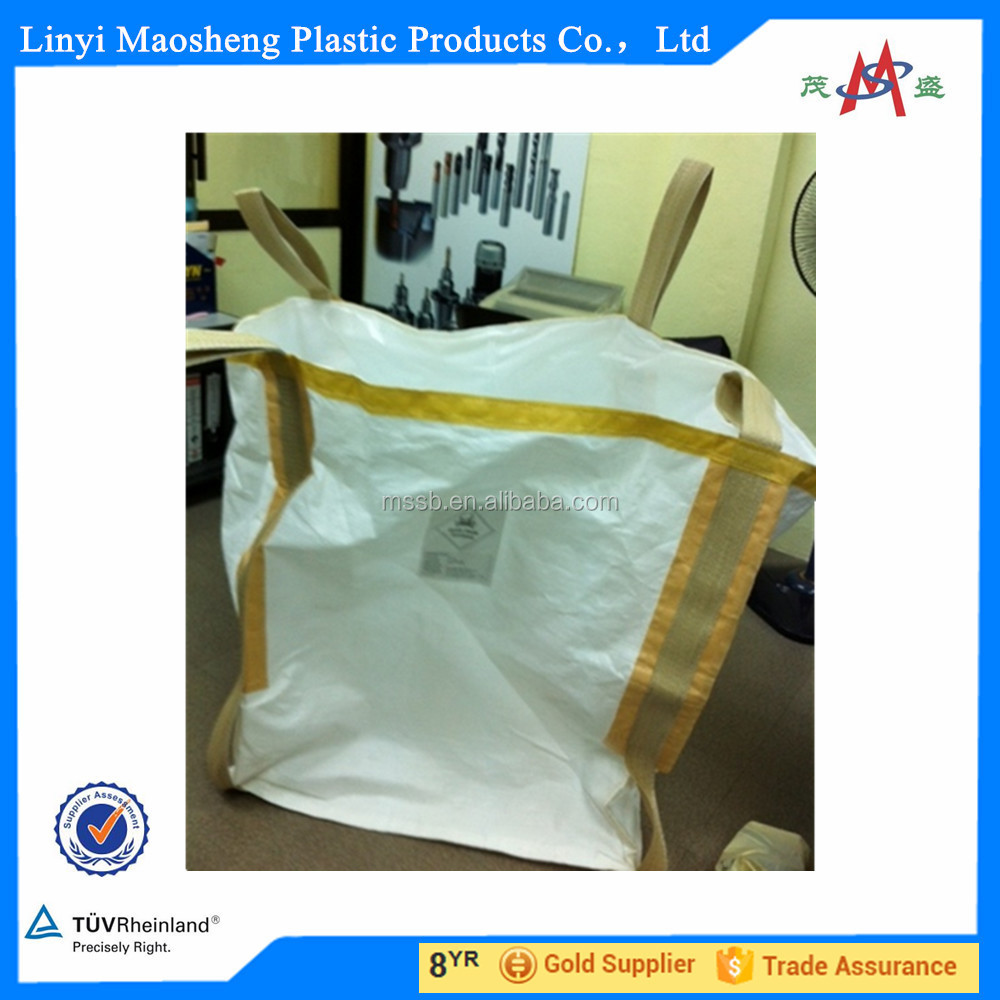 China Manufacturer 2ton FIBC Bag Scrap Jumbo Bag from Linyi