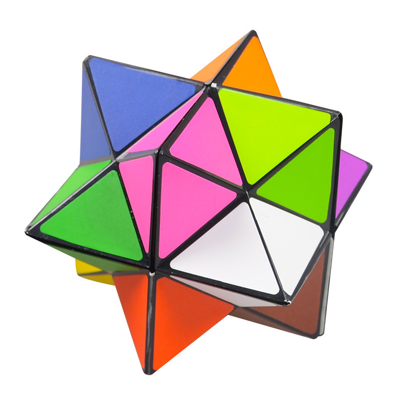 Star Magic Cube - Infinite Yoshimoto Cube - 3D Puzzle <strong>Toys</strong> for Teens Adults
