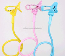 Multi-Functional Different colors china metal mobile flexible cell phone holder