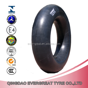 high quality butyl inner tube 1100-20 for trucks