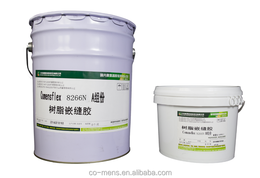 Two component polyurethane sealant/adhesive/glue for construction/building sealing and joint caulking