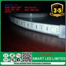 RGB 5050 LED Chip 60Leds/m LED Strip 24v With Waterproof Flexible