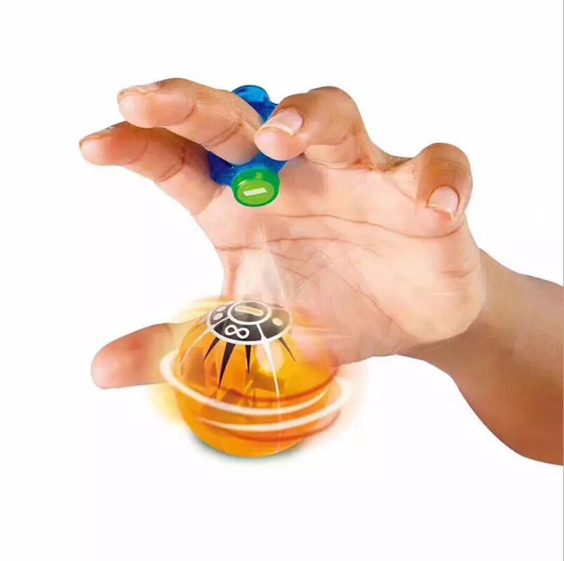 Fingertip magic ball induction magnetic ball kid toy